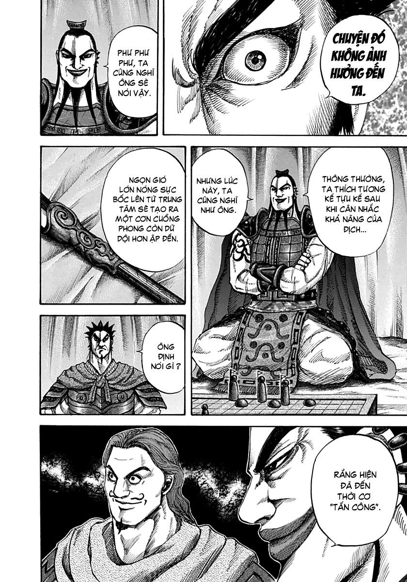 Kingdom - Vương Giả Thiên Hạ Chapter 133 page 16 - IZTruyenTranh.com
