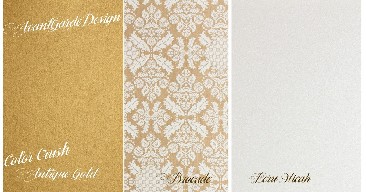 Avantgarde design graphic design print company in connecticut colorcrushing gold - Brocade home decor style ...