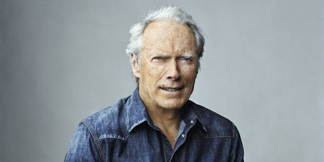 Clint Eastwood e sua face real