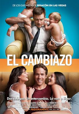 The Change-Up 2011 DVD R2 PAL Spanish + CD