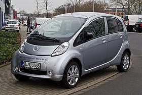 voiture electrique avec cable