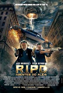 Assistir R.I.P.D.: Agentes do Além Dublado Online HD