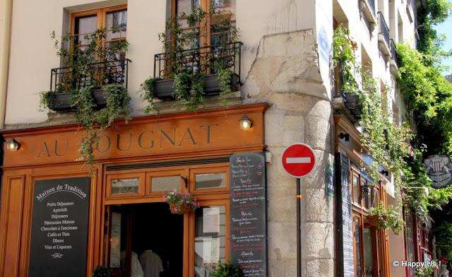 Paris - rue Chanoinesse