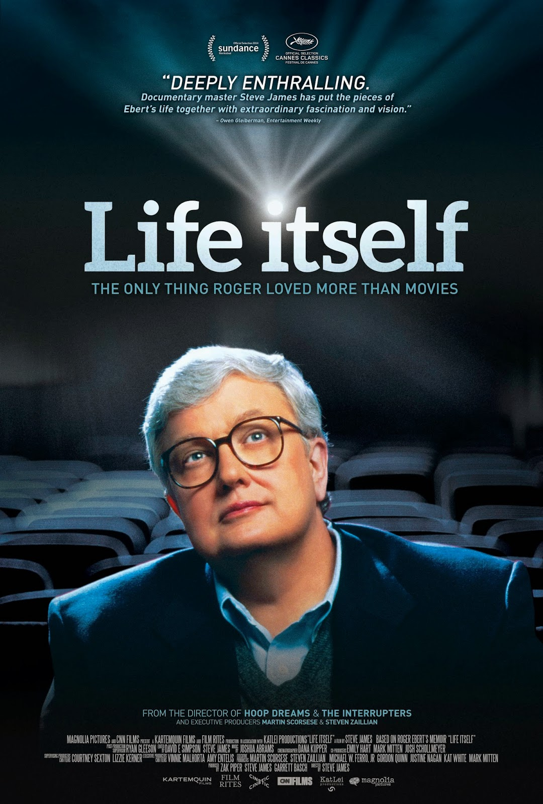 Life Itself - Roger Ebert | A Constantly Racing Mind