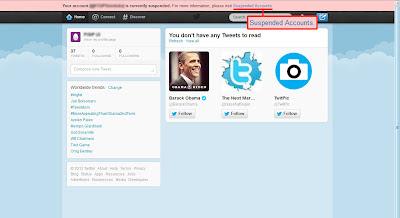 Cara Mengembalikan dan Mengaktifkan Kembali Akun Twitter Yang Kena Suspend