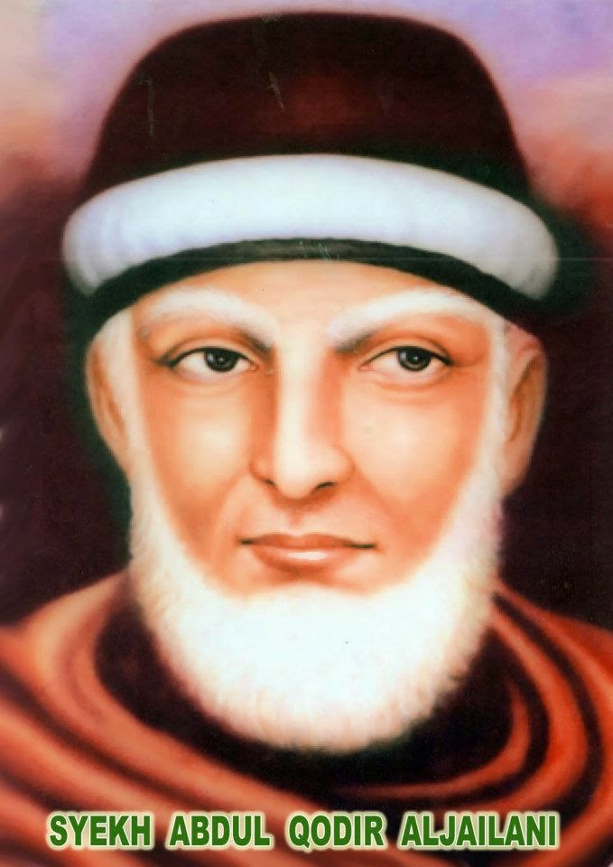 Mengenal Syekh Abdul Qadir Al-Jailani