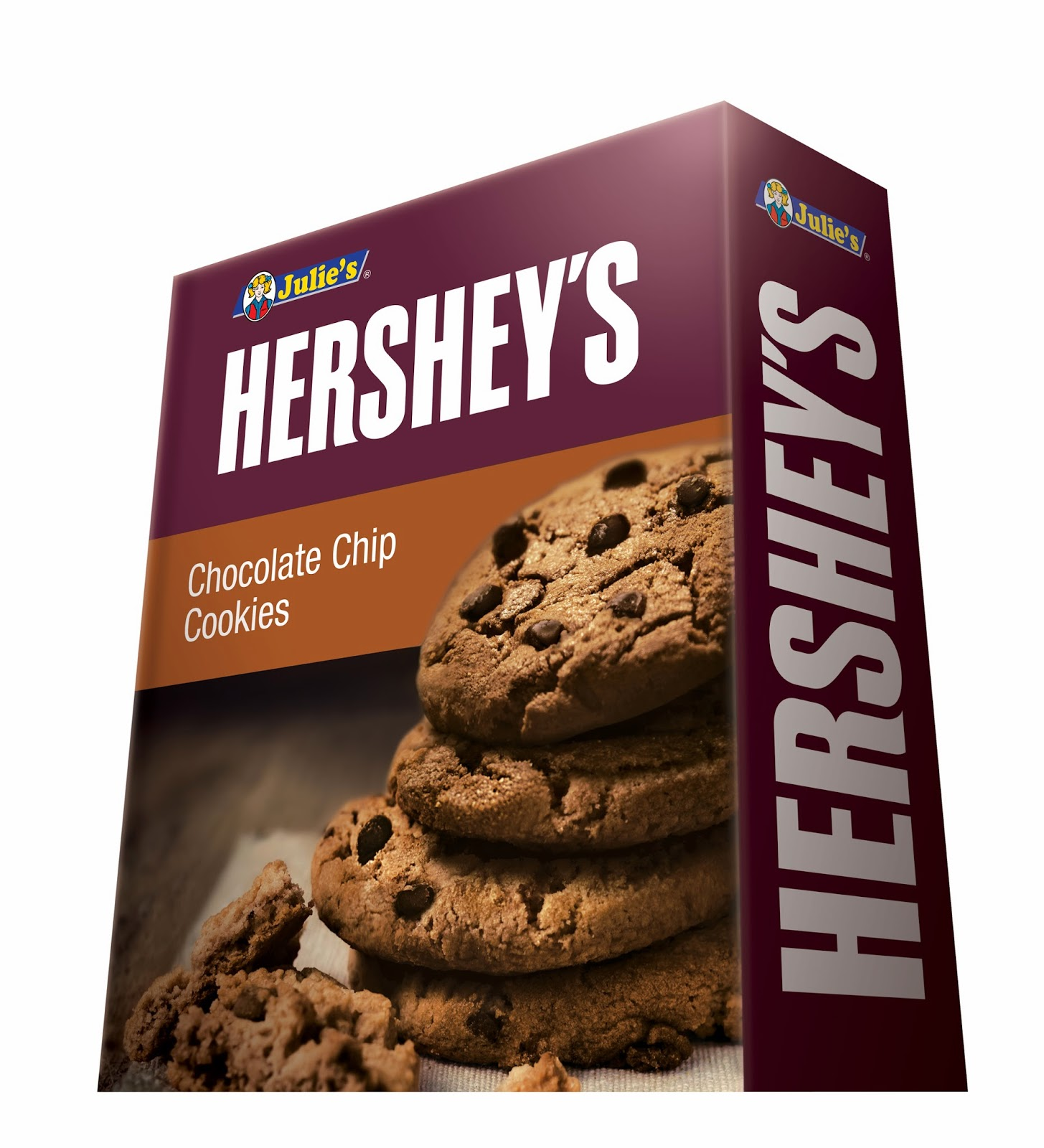 Julie's Hershey's Chocolate Chip Cookies