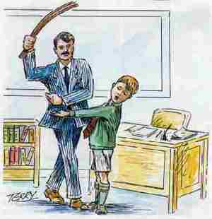 Essay On Corporal Punishment In Schools