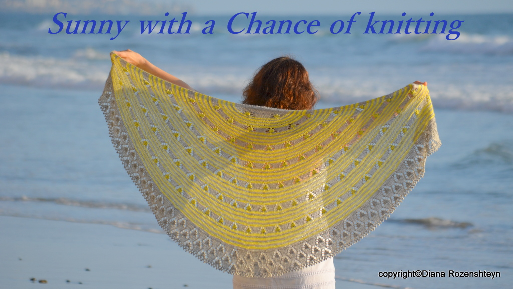Sunny with a Chance of Knitting