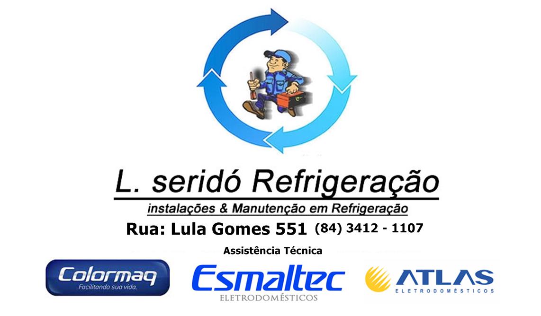 L. SERIDÓ REFRIGERAÇÃO