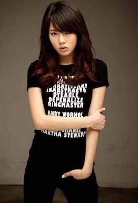 Gangnam Style Actress Hyuna cute