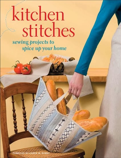 I'm an author in Kitchen Stitches