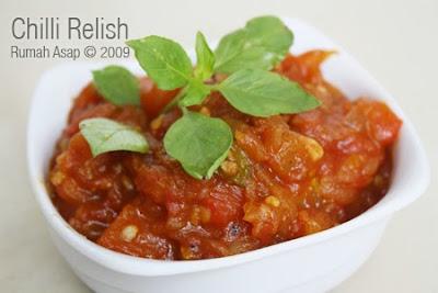 Resep Sambal Terasi Tomat Enak Dan Lezat