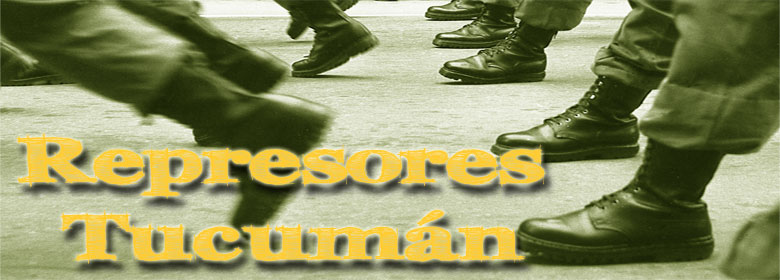 Represores Tucumán