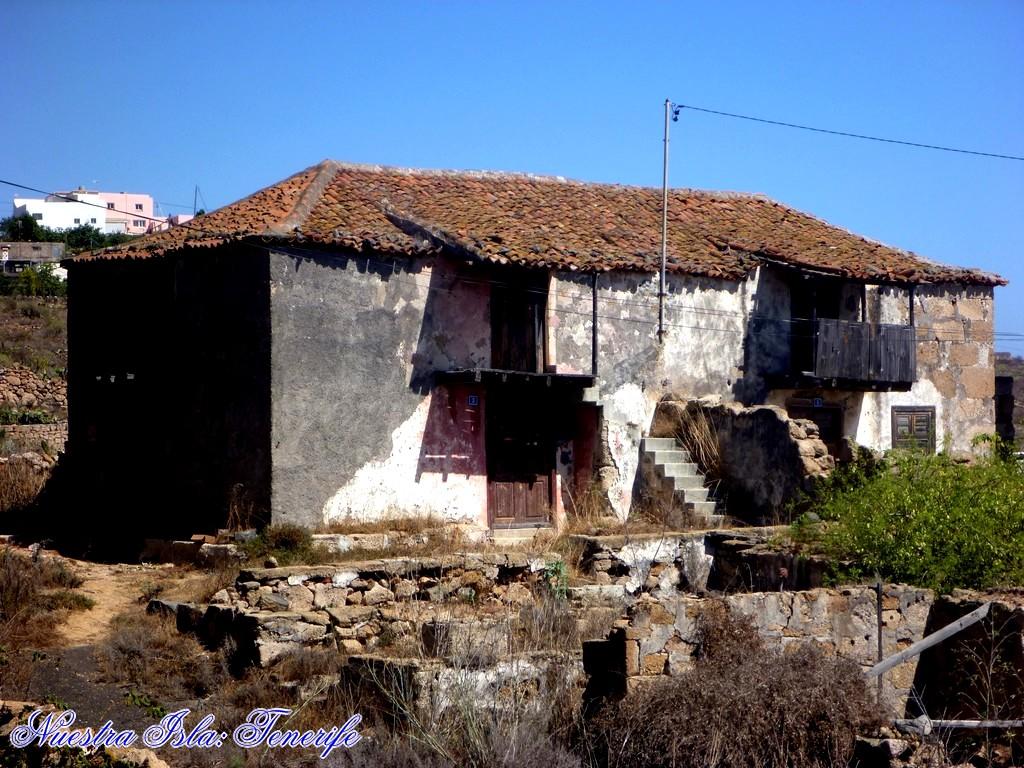 Recuerdos del pasado antigua casa de fasnia tenerife - Trabajo desde casa tenerife ...