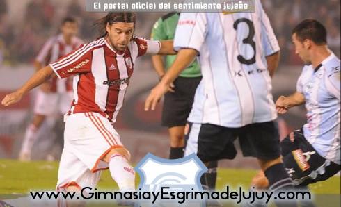 Gimnasia de Jujuy vs River