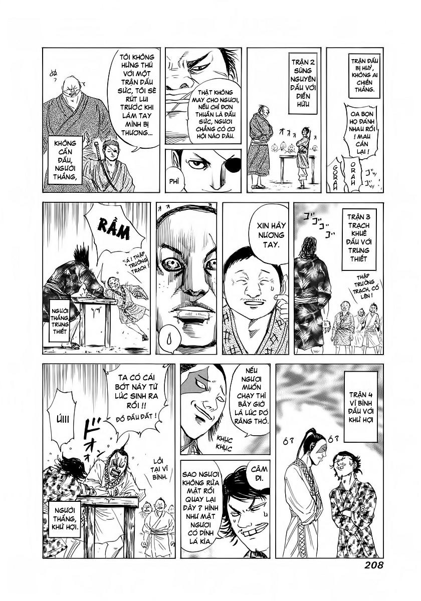 Kingdom – Vương Giả Thiên Hạ (Tổng Hợp) chap 184 page 20 - IZTruyenTranh.com