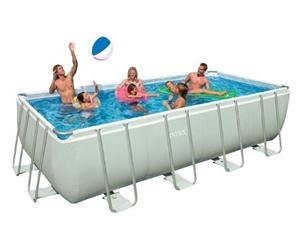 Piscinas y accesorios piscinas prefabricadas for Piscinas prefabricadas enterradas