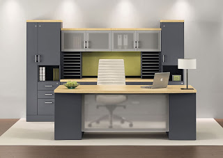 Executive Office Furniture with Modern Style
