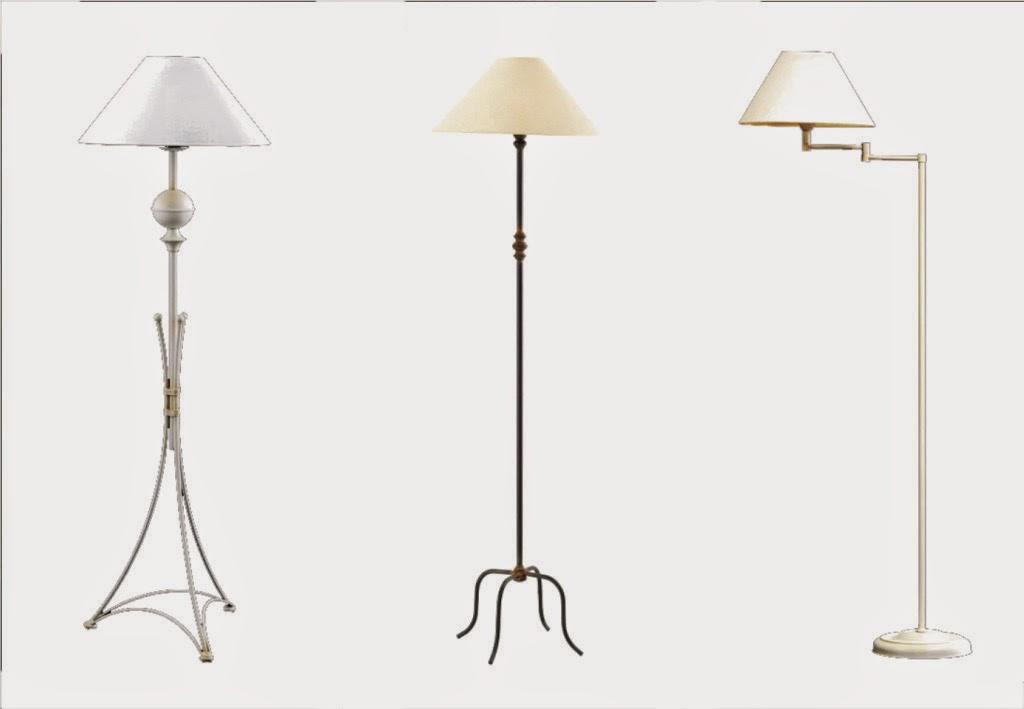 Alcaglas iluminaci n para interior y exterior - Lamparas de pie para recibidores ...