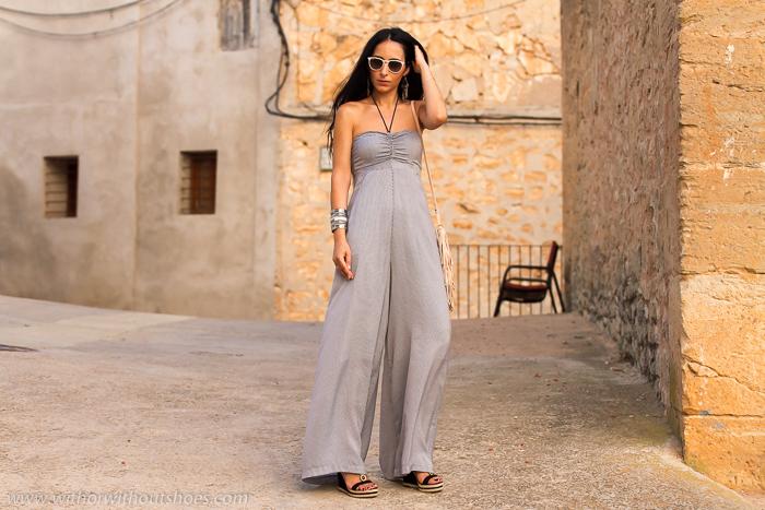 BLogger de moda de Valencia con estilo personal bohemio comodo y femenino