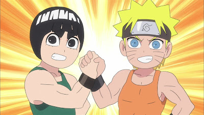 Naruto SD: Rock Lee no Seishun Full-power Ninden 11 Sub Español Online