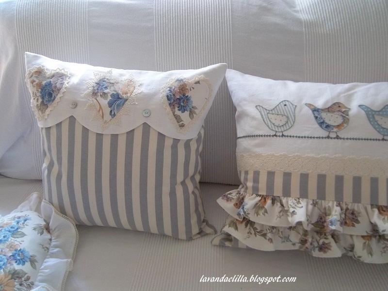 Lavanda e Lillà: Nuovi Cuscini e Quinto Quadrato della ...