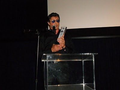 Sylvester Stallone no Festival de Filmes de LA