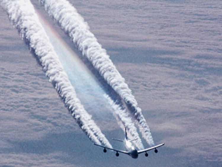 What Chemtrails Really Are