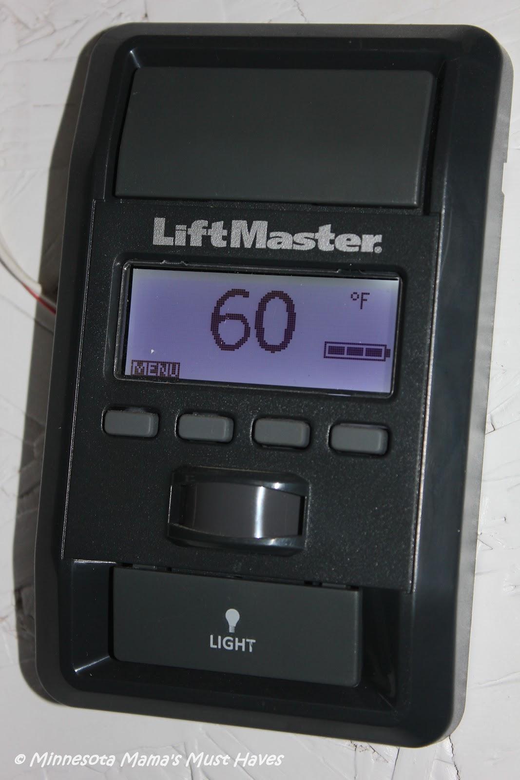 Liftmaster Elite Series 174 Dc Battery Backup Belt Drive