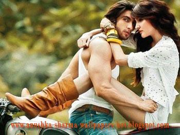Hot Photoshoot of Anushka Sharma 2012