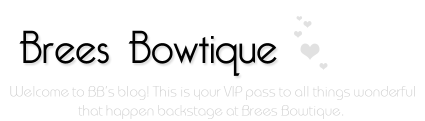 Brees Bowtique - Blog