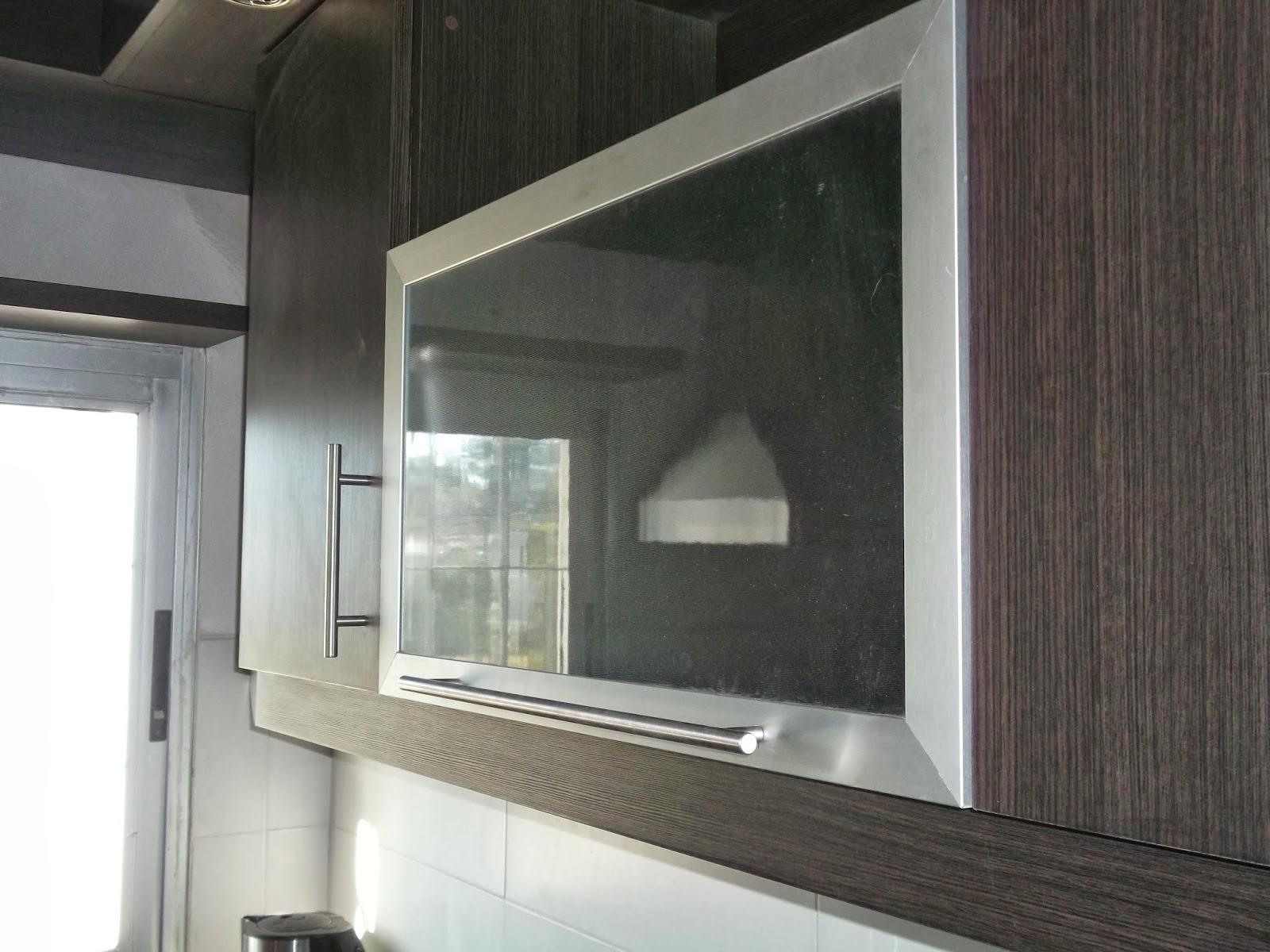 Alfredocarpinteriagral cocinas - Tirador puerta aluminio ...