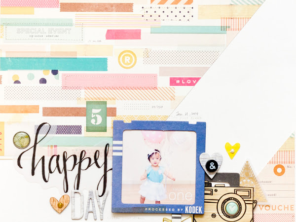 Citrus Twist Kits : Happy Day