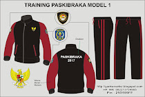 TRAINING PASKIBRAKA = 45 PASANG
