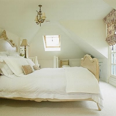 Shabby Chic French Country Bedroom