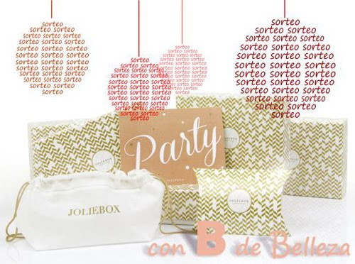 Sorteo JolieBox