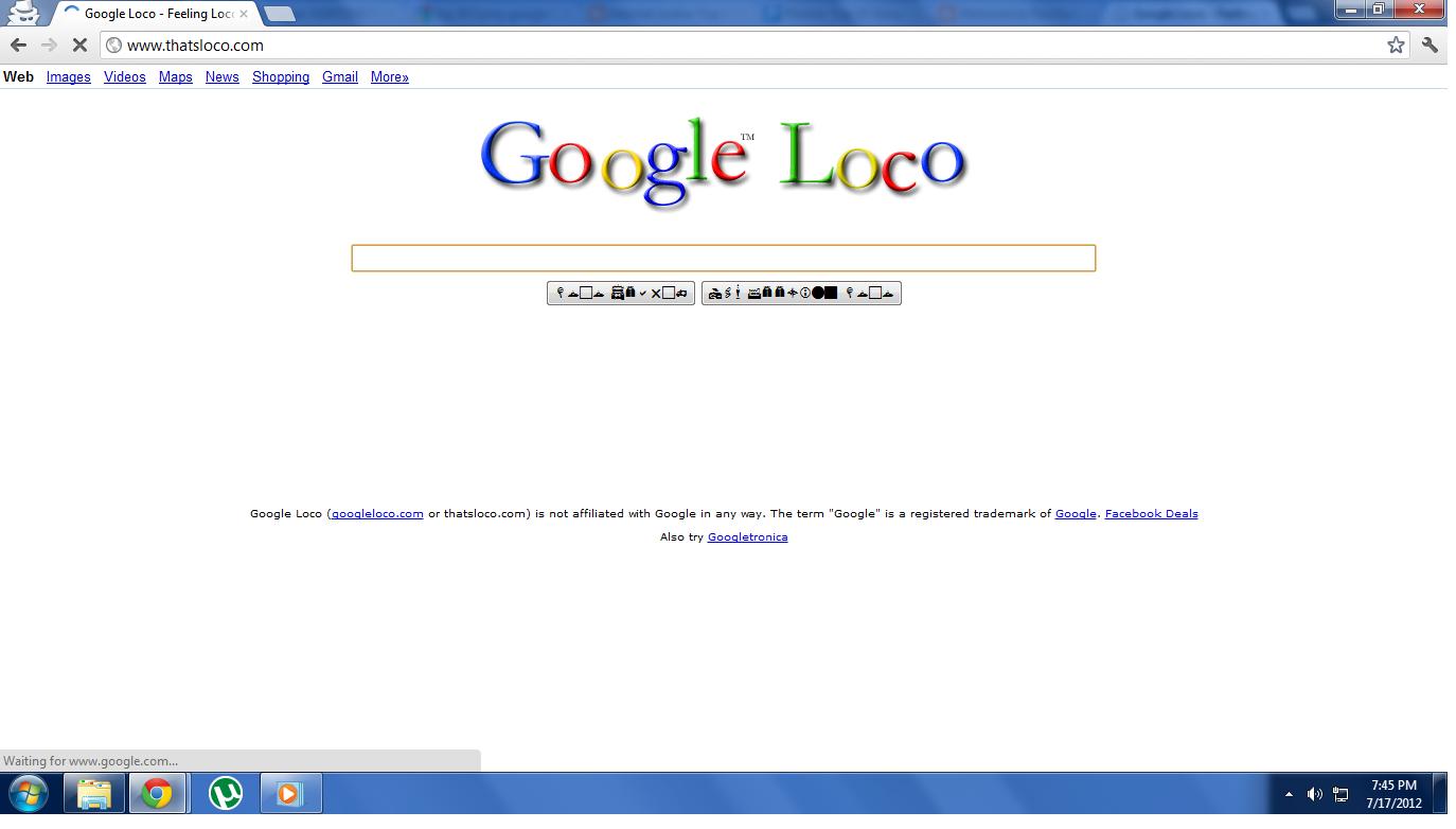google loco how to change google logo to name goglogo