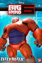 Big Hero 6 – 720p HD- 1 Link- Mega