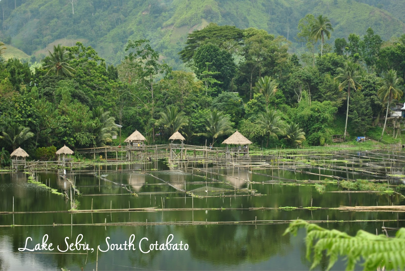 Backpacking pilipinas mindanao roundup south cotabato placid and the verdant mountains mirrored in the calm waters of lake sebu thecheapjerseys Gallery