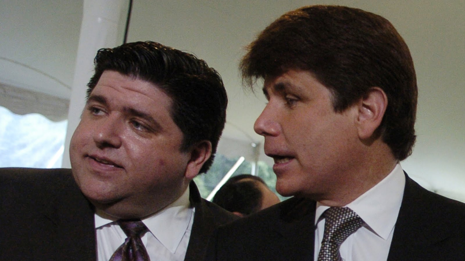 Jb Pritzker hoping to follow in Rod Blagojevich's footsteps