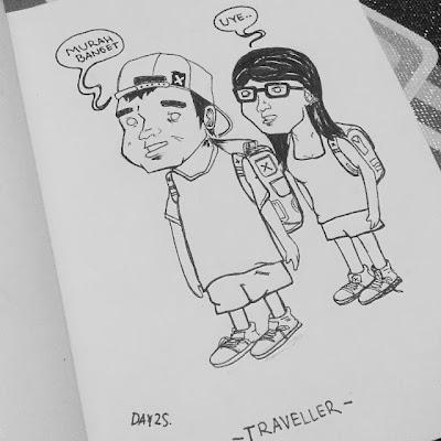 TRAVELLER | Anggitabay 2013