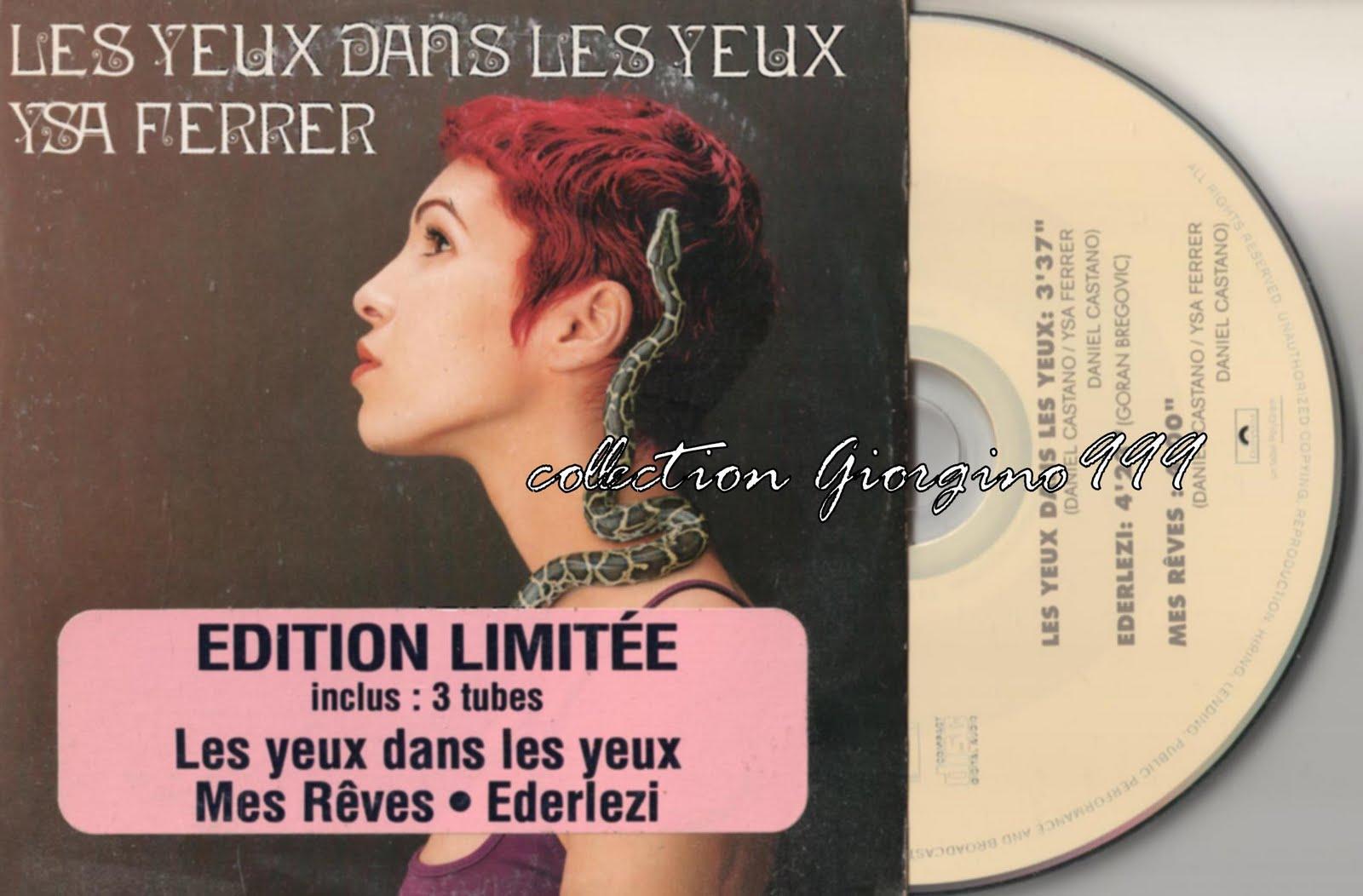 Ysa Ferrer - Les Yeux Dans Les Yeux