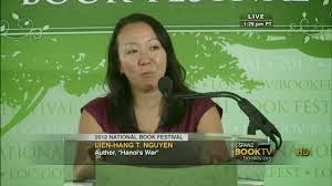 Lien hang Nguyen was on book TV talking about Vietnam