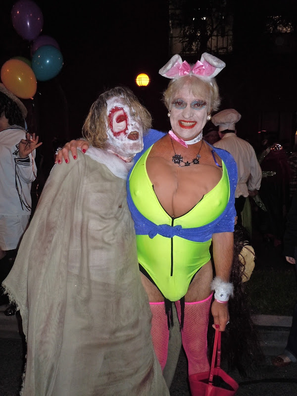 West Hollywood Halloween Carnaval horror