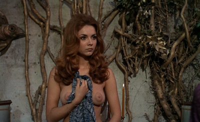 Sandra Julien nude in The Shiver of the Vampires