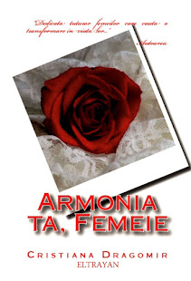 "CARTE ""ARMONIA TA, FEMEIE"""