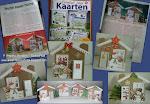 2012 - Mijn kaarten zijn gepubliceerd in .....