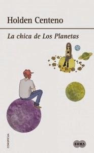 La chica de Los Planetas - Portada