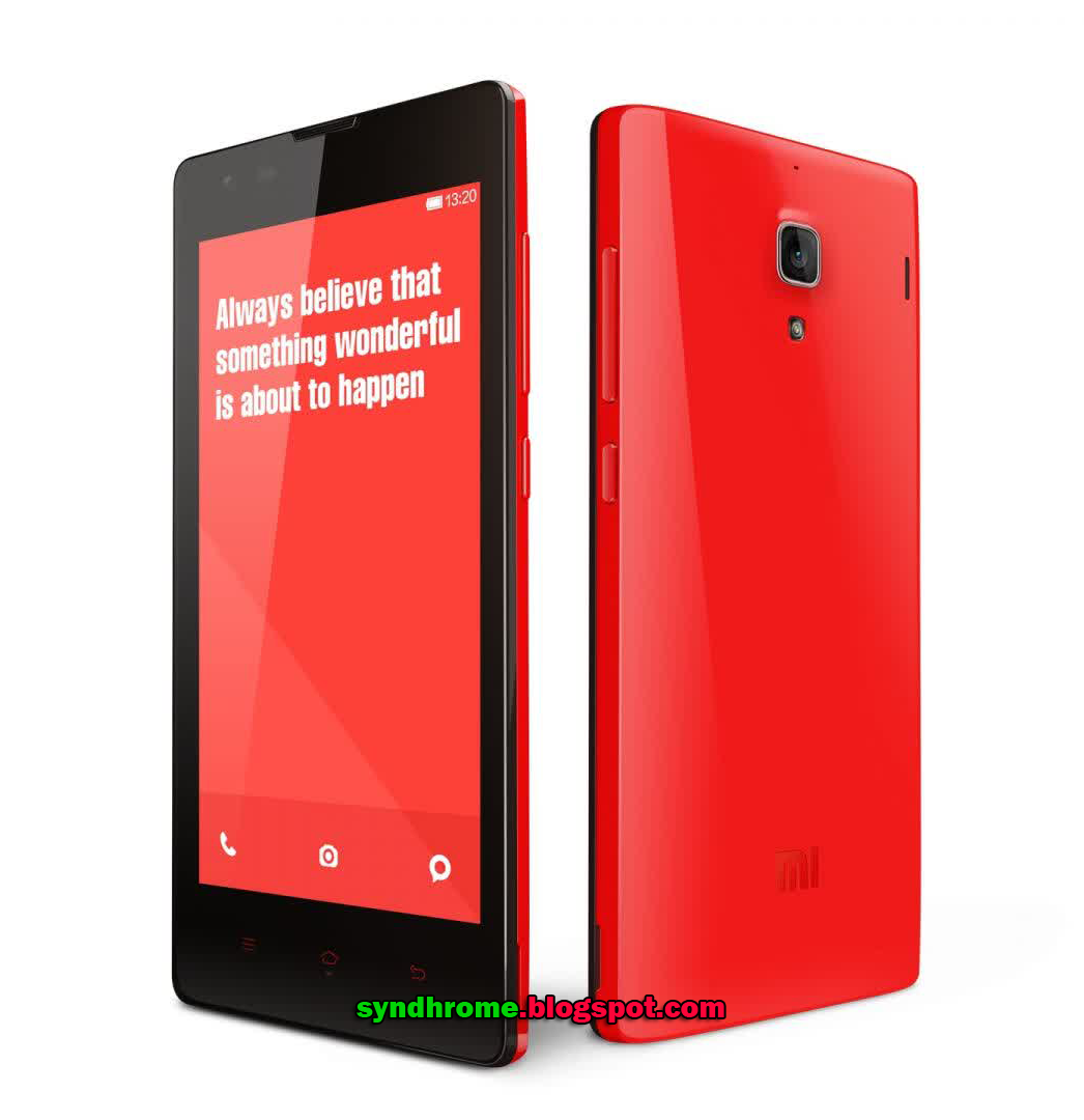 Spesifikasi dan Harga Xiaomi Redmi 1S | Siap - siap Ludes Terjual!